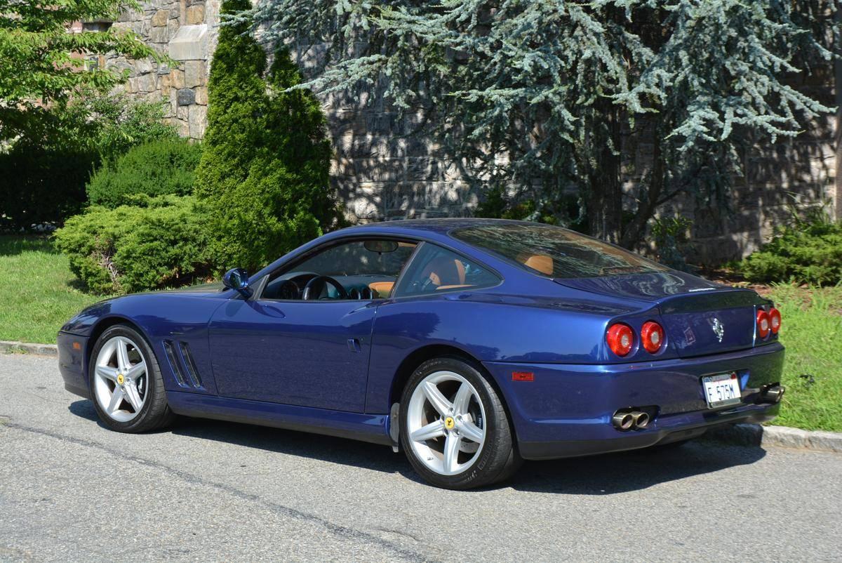 2002 Ferrari 575 Maranello 6 Speed Manual 1 246 Produced 345 000 Matechen Motors